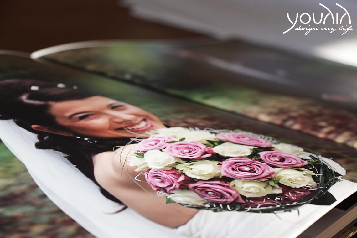 Hochzeitsalbum - Hochzeitsfotobuch - Hochzeitsbuch