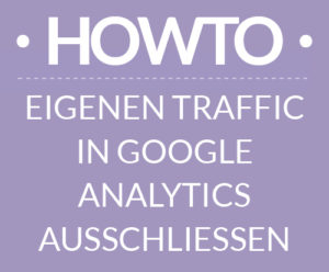 How To Google Analytics
