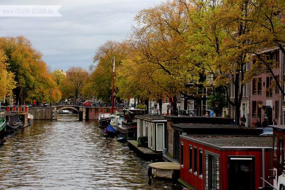 Grachten in Amsterdam | www.youdid-design.de