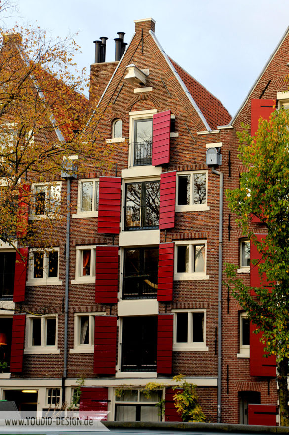 Häuser in Amsterdam | www.youdid-design.de