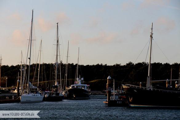 Hafen von Vlieland | www.youdid-design.de