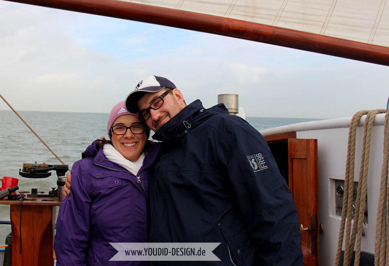 Segelabenteuer mit Judith und Simon | www.youdid-design.de