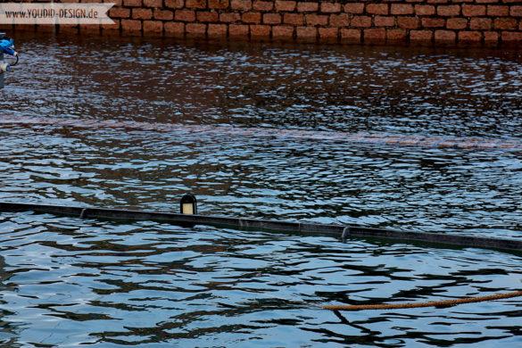 Kaimauern unter Wasser | www.youdid-design.de