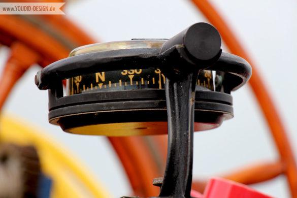 Kompass auf der Sperwer | www.youdid-design.de