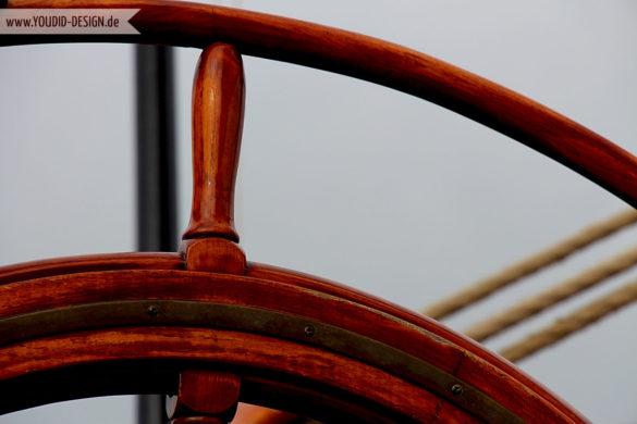 Ruder auf der Sperwer | www.youdid-design.de