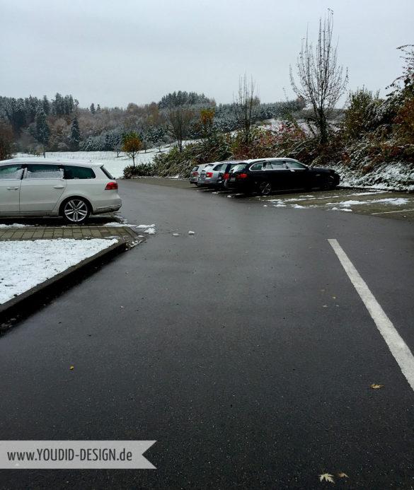 Schnee 2014 | www.youdid-design.de
