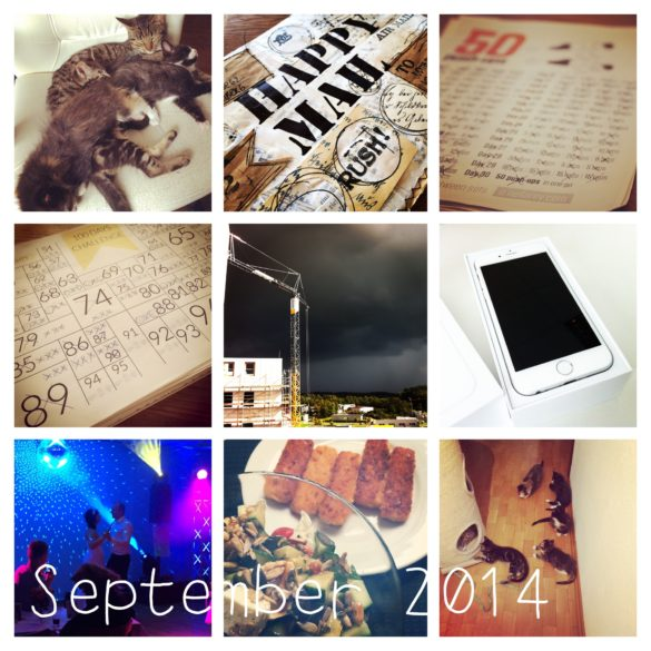September Rückblick Instagram www.youdid-design.de