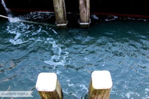 Steg überflutet | www.youdid-design.de