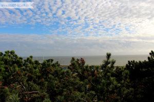 Wolken über Vlieland   www.youdid-design.de