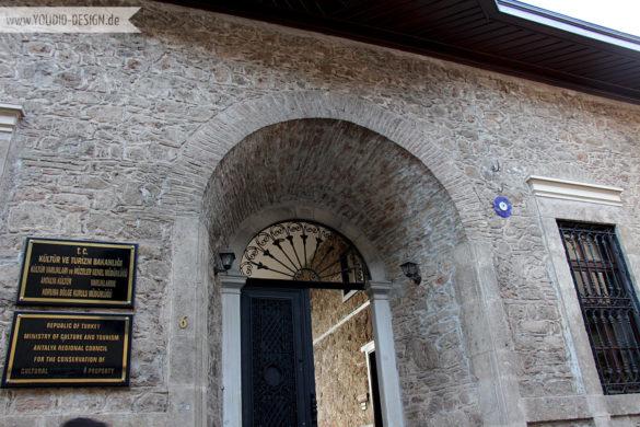Altstadt Antalya | youdid-design.de