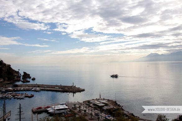 Am Hafen von Antalya | youdid-design.de