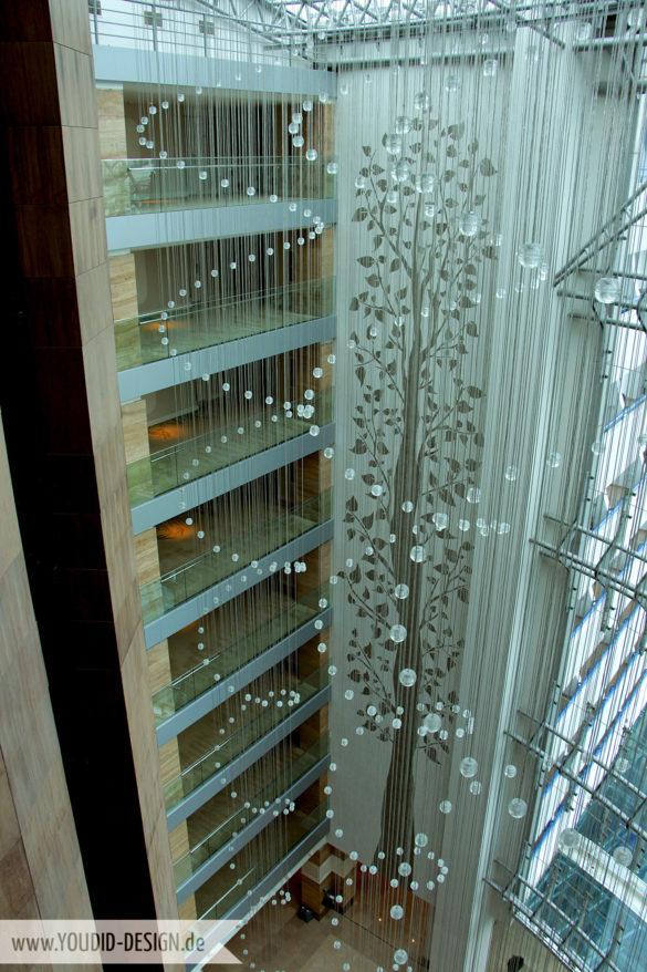Aufzug im Hotel Titanic | youdid-design.de