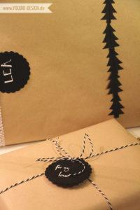 Christmas Tree sewing | www.youdid-design.de