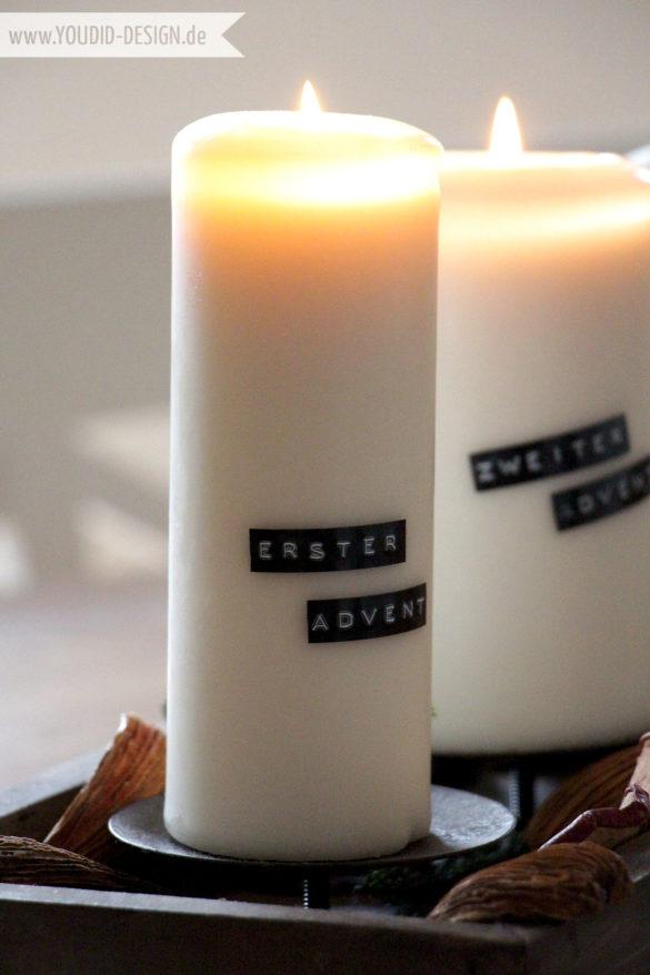 Erster Advent | www.youdid-design.de