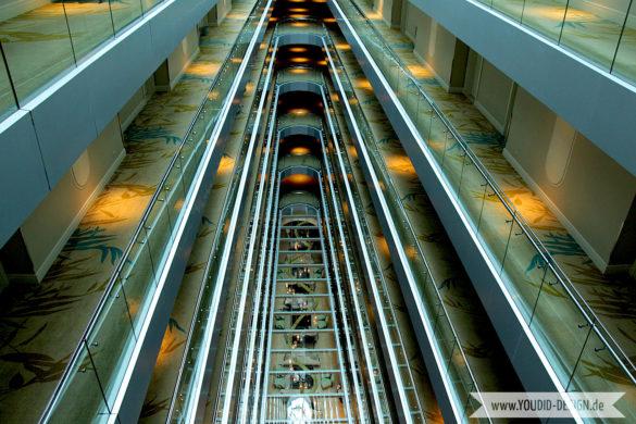 Flur Titanic Hotel | youdid-design.de