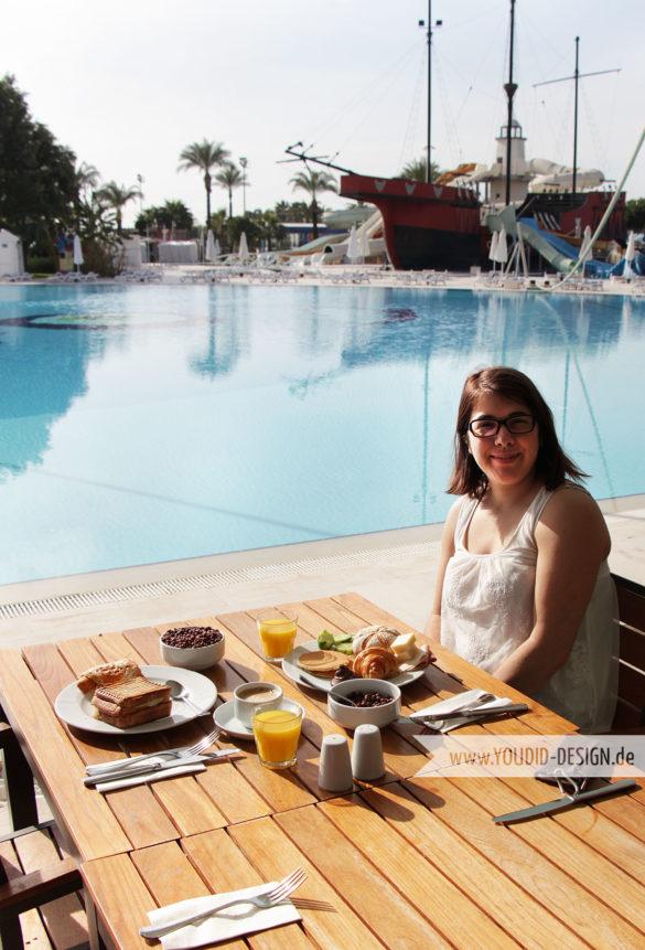 Frühstücken in der Sonne | youdid-design.de