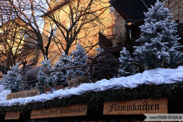 Hüttendekoration Stuttgarter Weihnachtsmarkt | www.youdid-design.de
