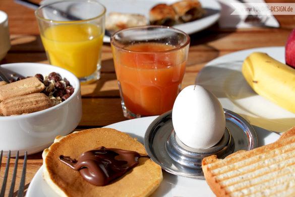 Pancakes zum Frühstück | youdid-design.de