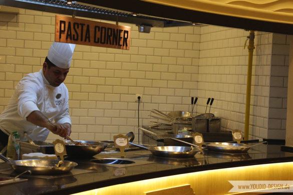 Pasta Corner | youdid-design.de