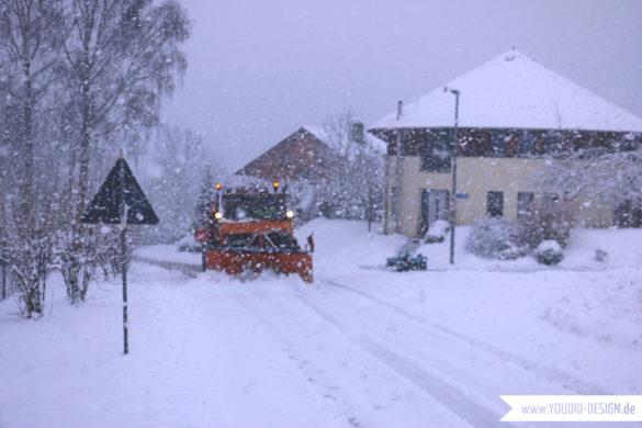 Schneegestöber | www.youdid-design.de