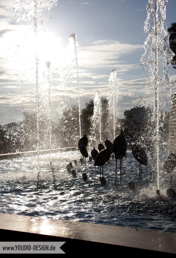 Springbrunnen Antalya | youdid-design.de