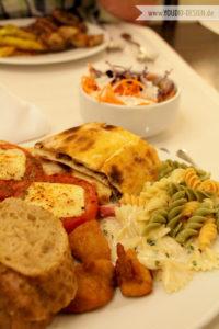 Tomaten mit Käse überbacken | youdid-design.de