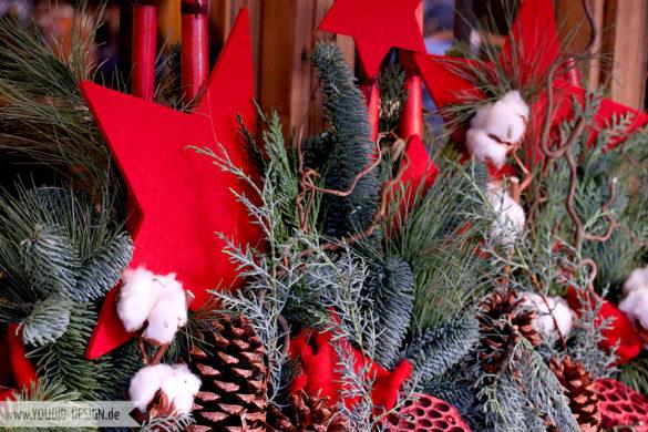 Weihnachtsdekoration | www.youdid-design.de