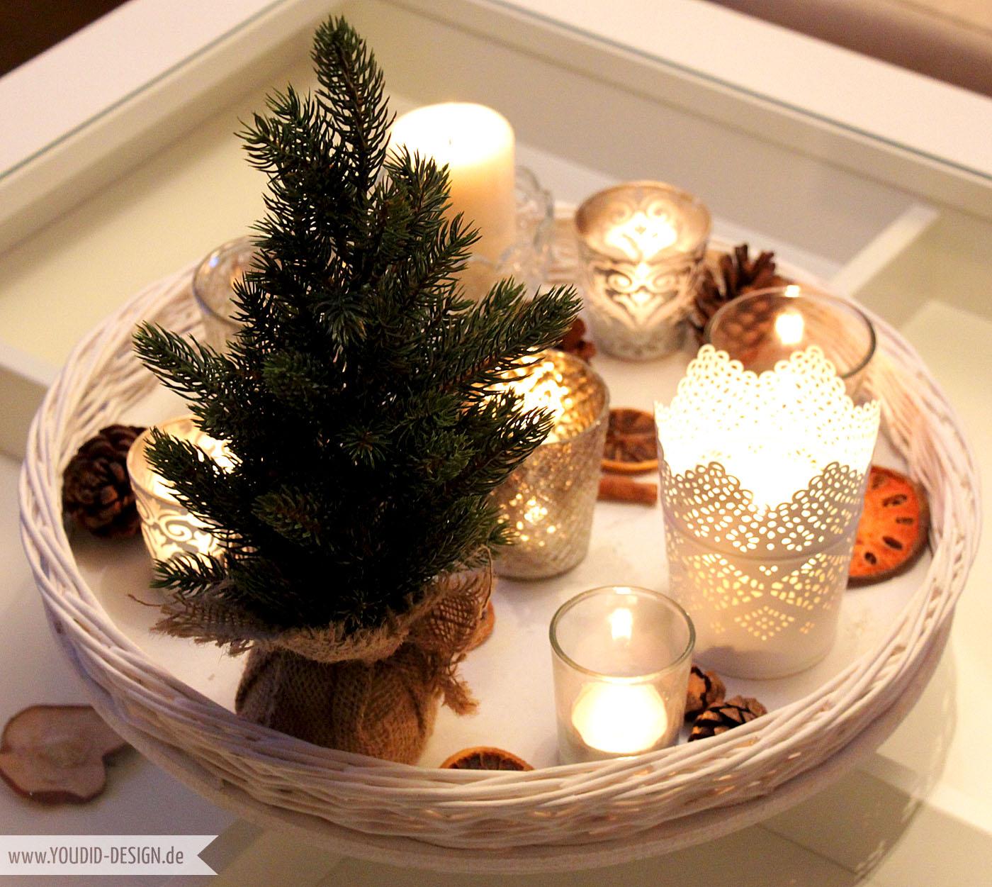 Weihnachtsdekoration Youdid Design