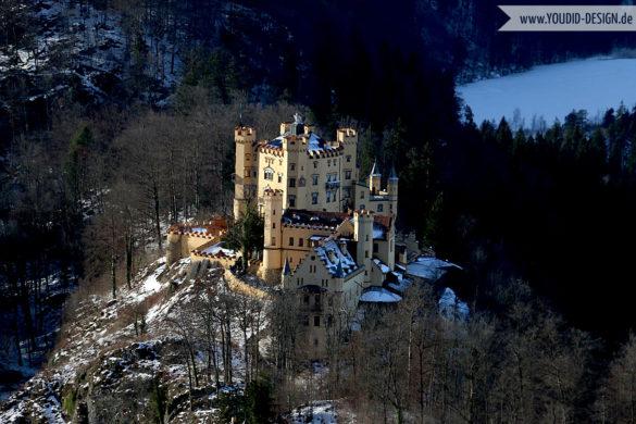 Burg Hohenschwangau | www.youdid-design.de