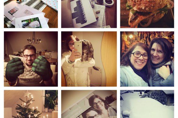 Dezember Rückblick Instagram | www.youdid-design.de