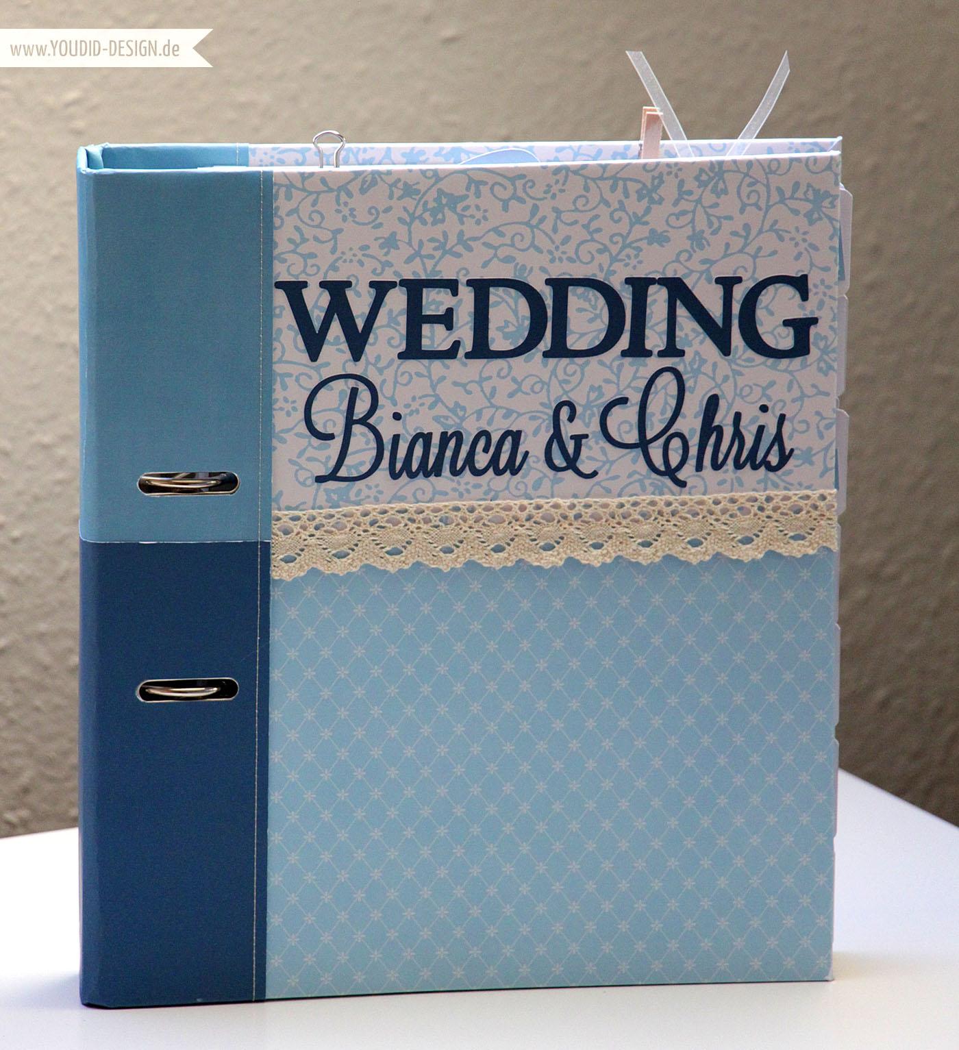 Diy Wedding Planner Hochzeitsplaner Mit Checkliste Youdid Design