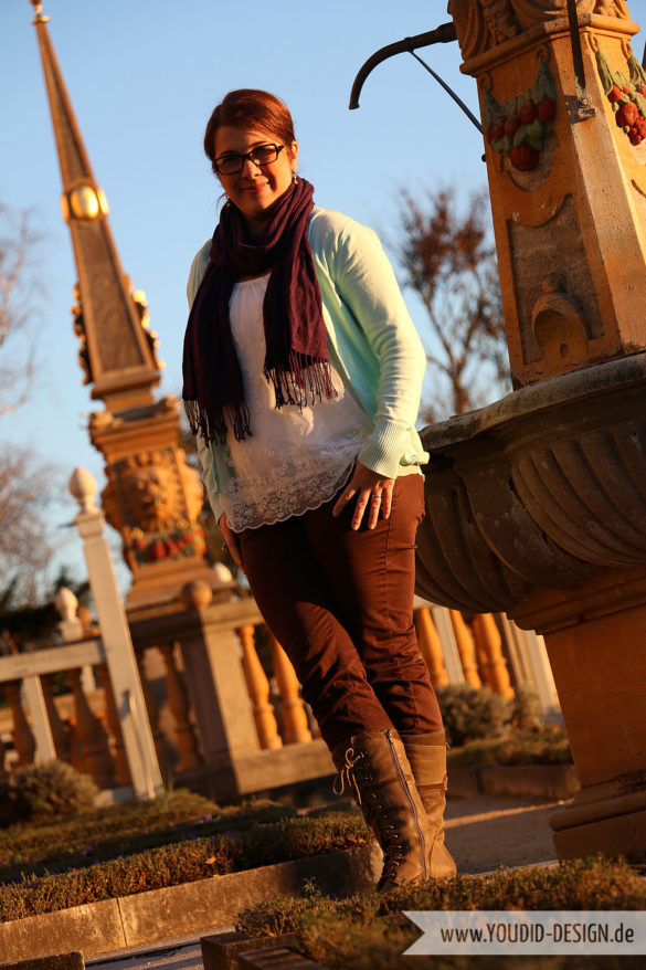 Portrait im Pomeranzengarten | www.youdid-design.de