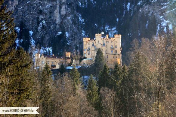 Schloss Hohenschwangau | www.youdid-design.de