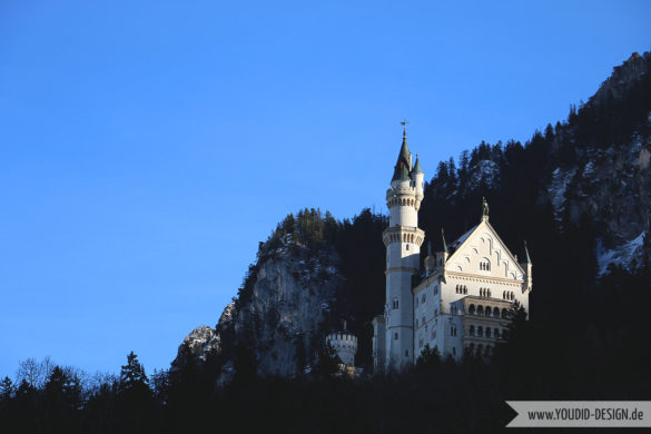 Schloss Neuschwanstein Sehenswürdigkeit | www.youdid-design.de