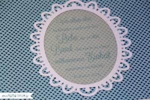 Trauspruch  www.youdid-design.de