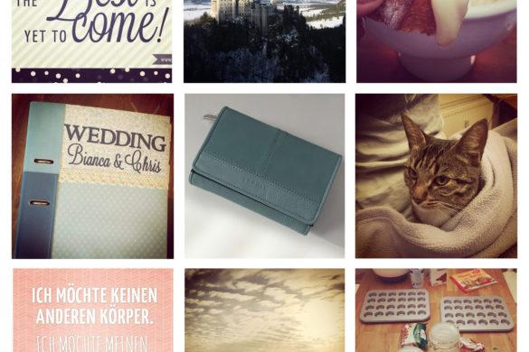 Januar Rückblick Instagram | www.youdid-design.de