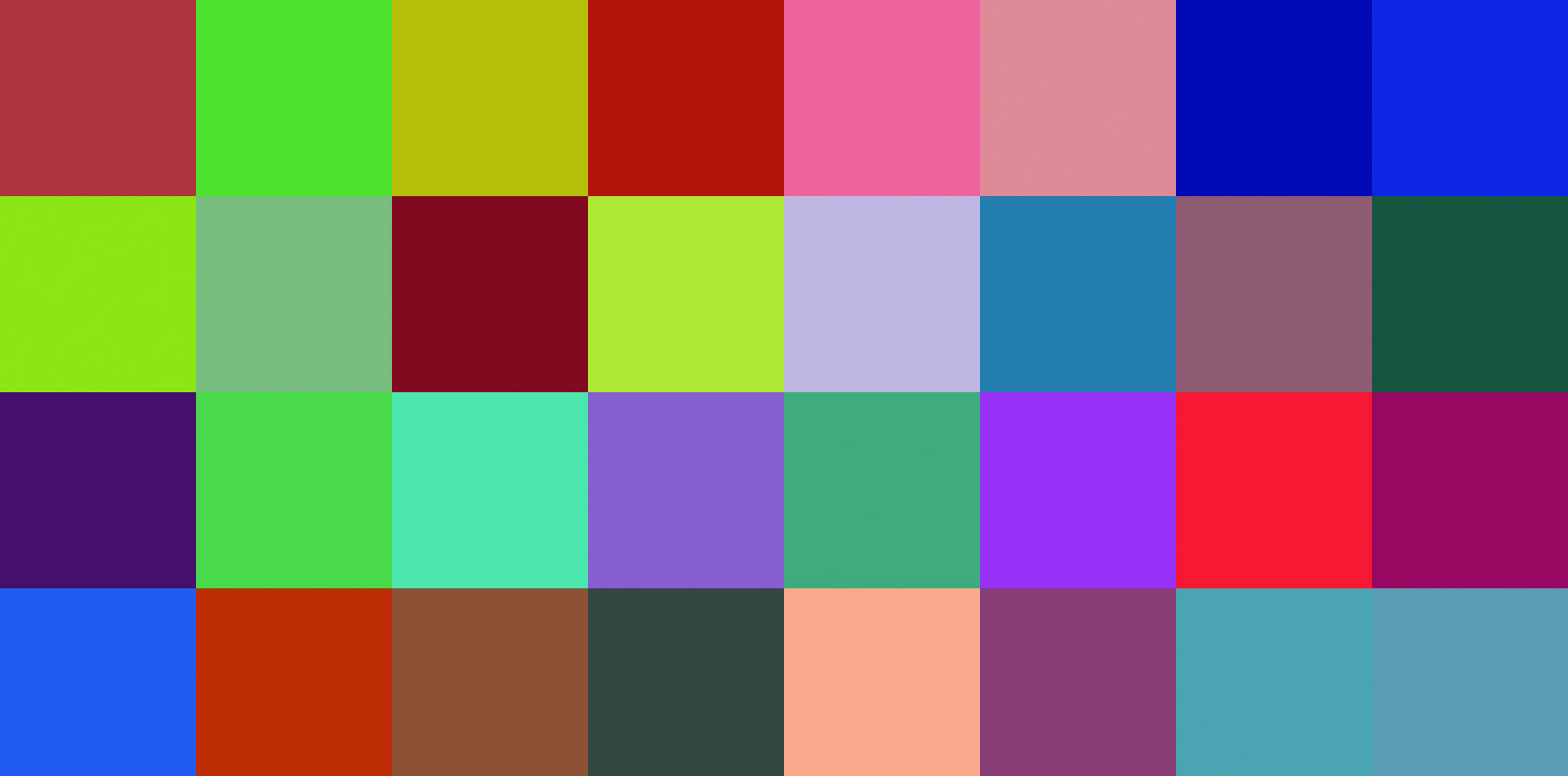 16 Millionen Farben | www.youdid-design.de