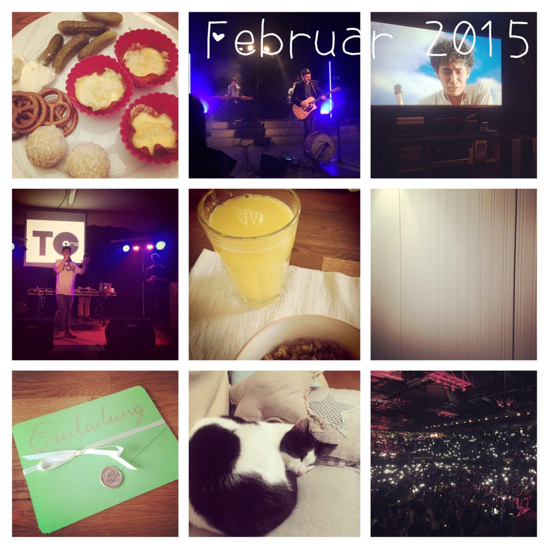 Februar Rückblick Instagram | www.youdid-design.de