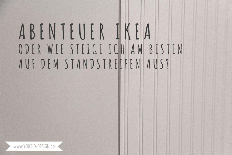 IKEA Hack Beadboard Tapete | www.youdid-design.de