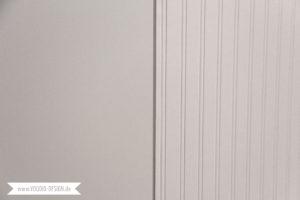 IKEA Hack Beadboard Wallpaper | www.youdid-design.de