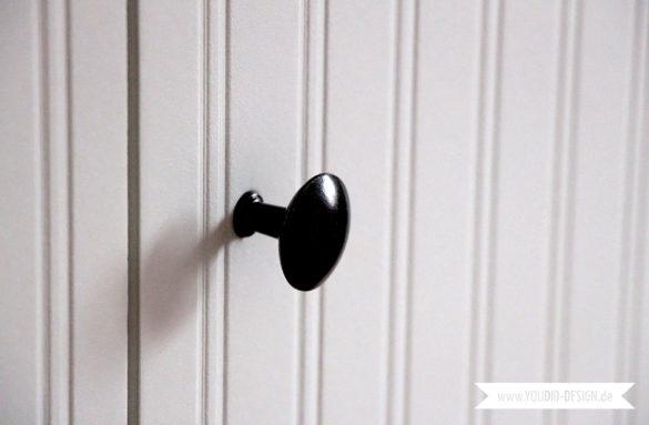 IKEA Hedra Griffe auf PAX Ballstad Türen | www.youdid-design.de