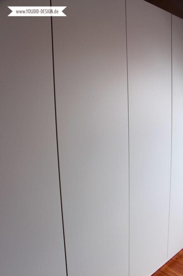 IKEA Kleiderschrank Makeover Wardrobe Makeover | www.youdid-design.de