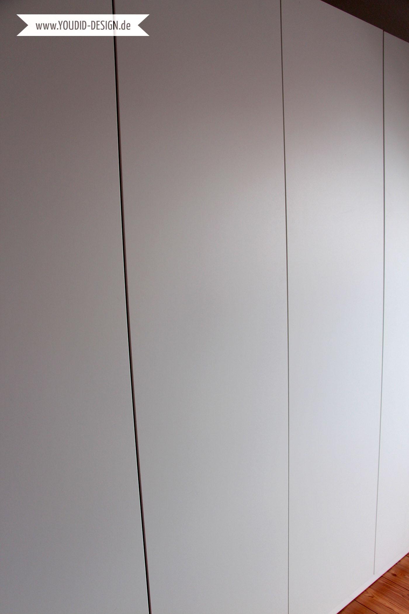 Ikea Hack Pax Kleiderschrank Makeover Mit Beadboard
