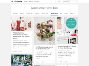 Explore Posts in home decor on Bloglovin - Artikel entdecken in der Kategorie Deko | www.youdid-design.de