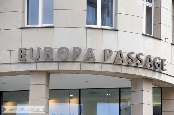 Hamburg Europa Passage | www.youdid-design.de