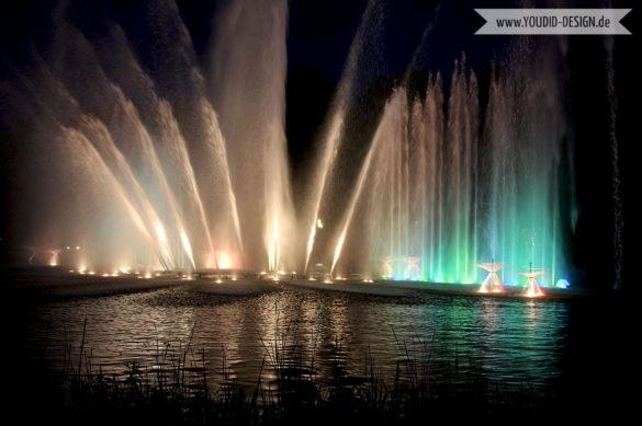 Konzert im Planten un Blomen Park | www.youdid-design.de