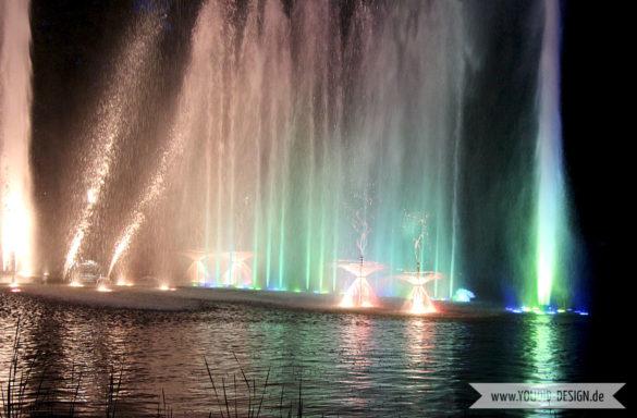 Wasserlichtspiele im Planten un Blomen in Hamburg | www.youdid-design.de