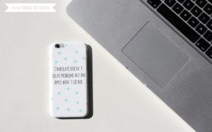 Neue Smartphonehülle - selbst gestaltet | www.youdid-design.de