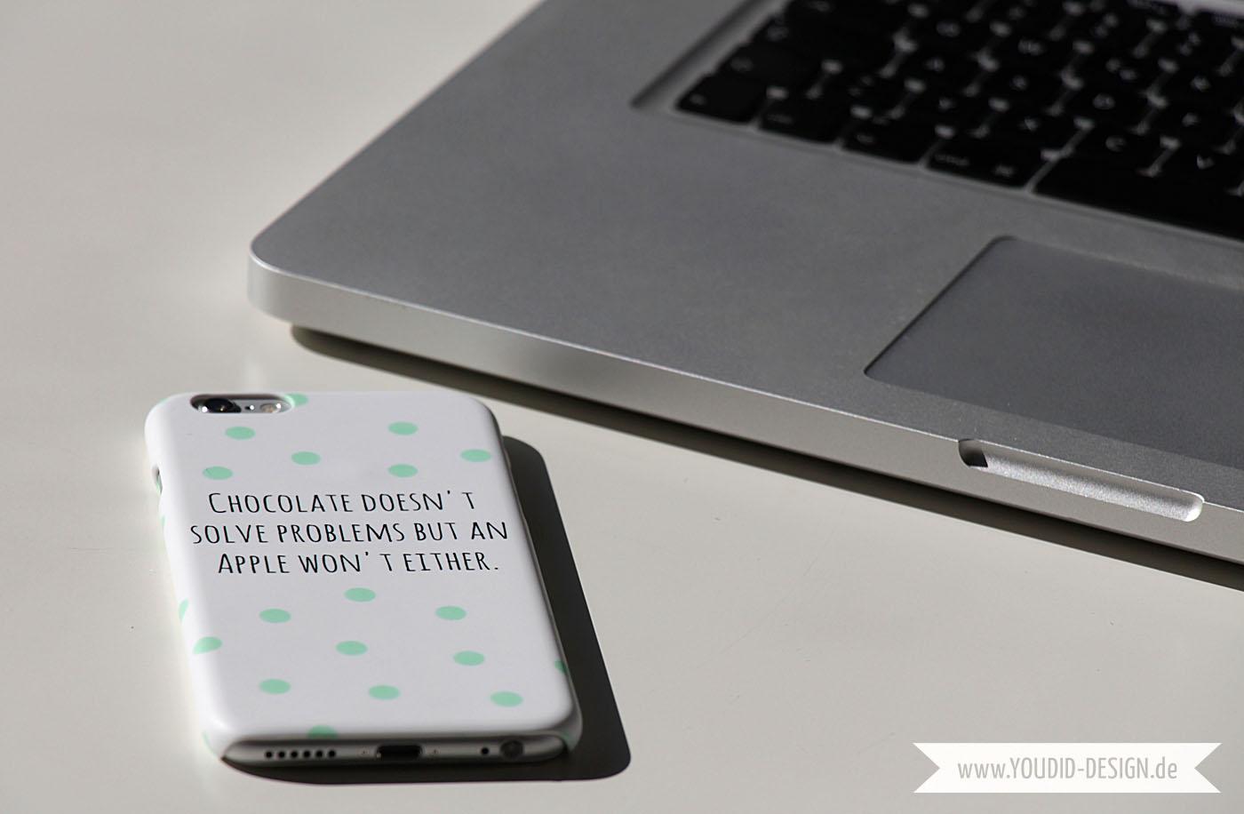 Smartphone Case selbst gestalten | www.youdid-design.de