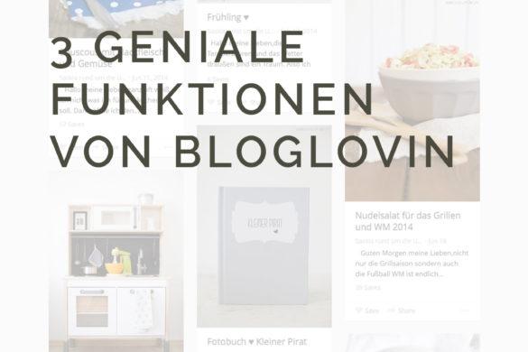 3 geniale Funktionen von Bloglovin Tutorial | www.youdid-design.de